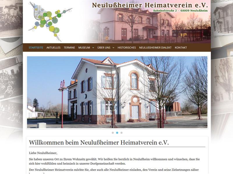 Neulußheimer Heimatverein e.V.
