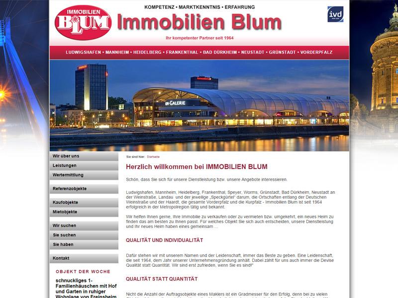 Immobilien Blum e. K.