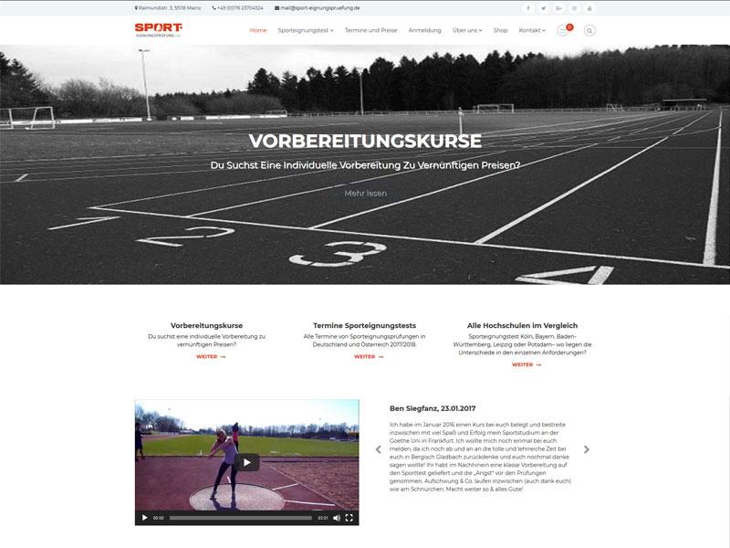 www.sport-eignungspruefung.de