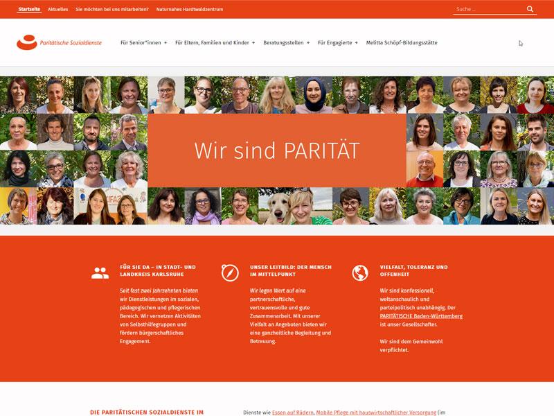 Paritätische Sozialdienste gGmbH Karlsruhe